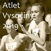 Pozvánka na Atleta Vysočiny 2019