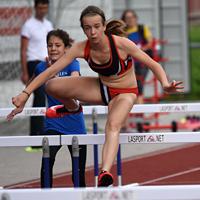 Kulhánková opět překonala krajský rekord