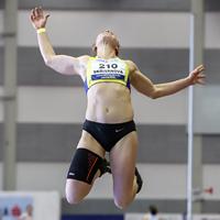Dorota Skřivanová získala bronz