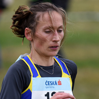 Kotlíková na MČR v běhu na 10 000 m čtvrtá