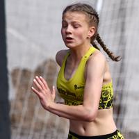 Dreisigová překonala na závodech v Kolíně krajský rekord