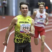 Kubelík překonal národní rekord
